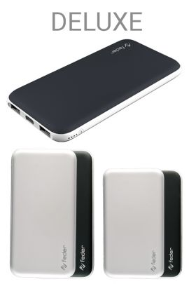 Powerbank Deluxe
