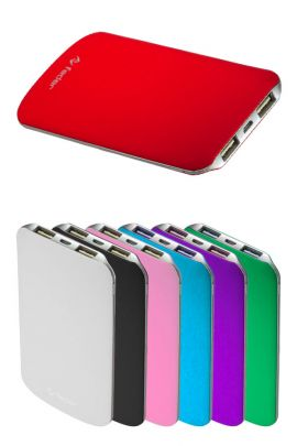 Powerbank ColorSlim