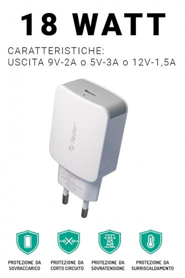Power Charger 18 Watt